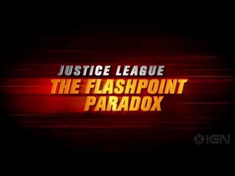 Justice League: The Flashpoint Paradox - Trailer Debut
