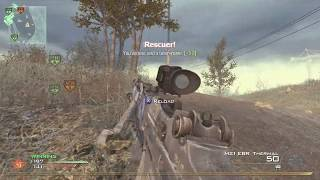 MW2 - Quick Care Package On Wasteland