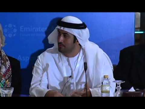 Emirates-Aspen Forum on Innovation: Leadership in an Innovation Economy