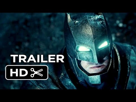 Batman vs Superman: Dawn of Justice Official Teaser Trailer #1 (2016) - Ben Affleck Movie HD