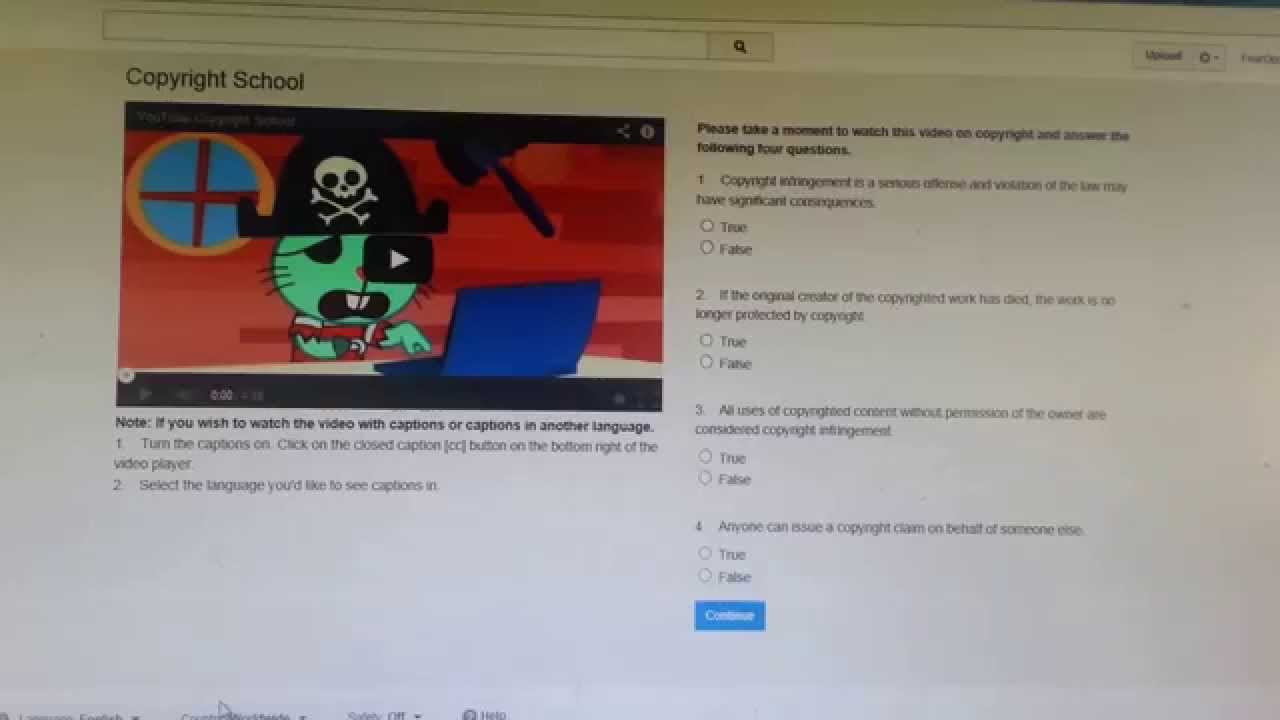 how to watch videos that got copyright striked