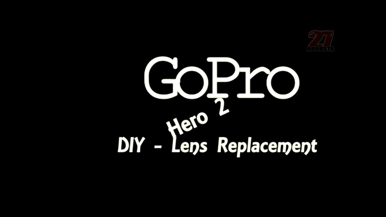 Lens Gopro Hero 2 Gopro Hero 2 Diy Case Lens