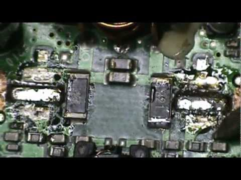 Icom IC-703 Final replacement part1