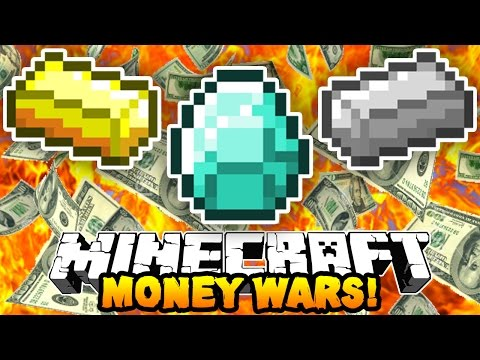 "Minecraft MONEY WARS ""HOUR LONG SPECIAL!"" #3 with PrestonPlayz Kenny & PeteZahHutt"