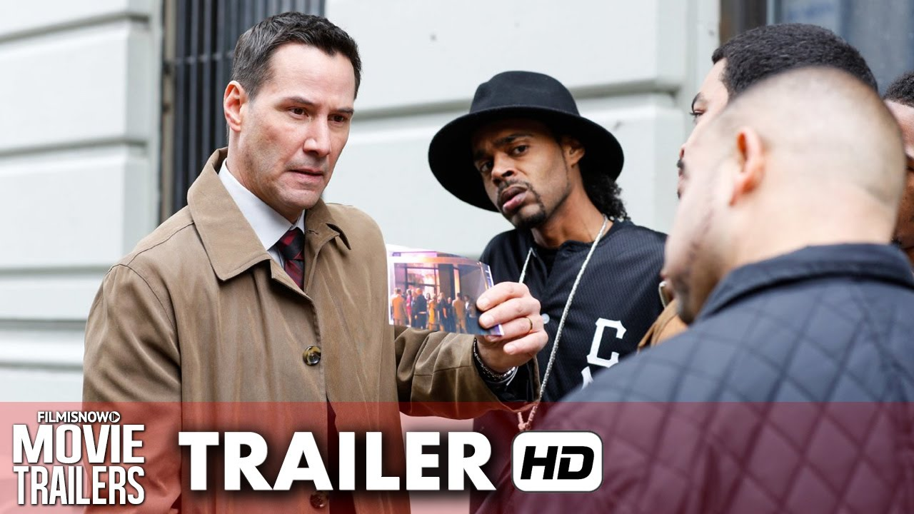 EXPOSED ft. Keanu Reeves Official Trailer #1 (2016) HD