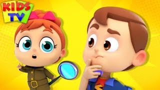 Who Stole My Toy | The Supremes | Kids Songs & Music for Children | Nursery Rhymes