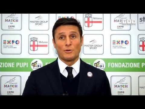 L'aneddoto di Javier Zanetti