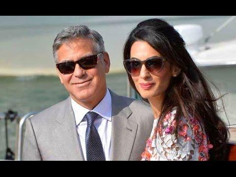 How Amal Clooney Took New York