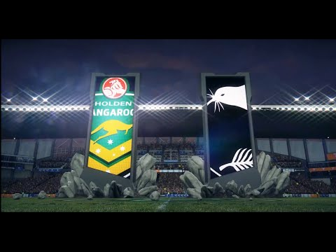 Rugby League Live 3: BE A PRO ANZAC Test - 3rd Appearance