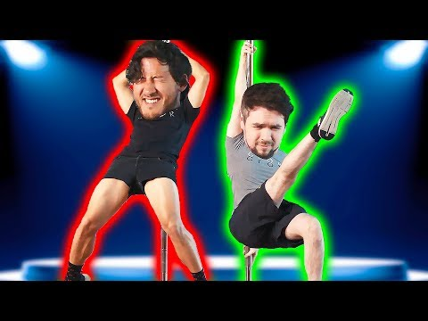 How To Pole Dance 3 feat. JackSepticEye