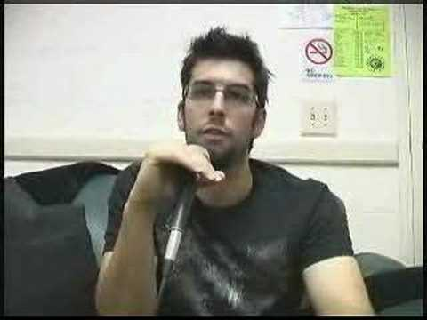 PR Tour - Rob Bourdon on Artisan News Music Videos