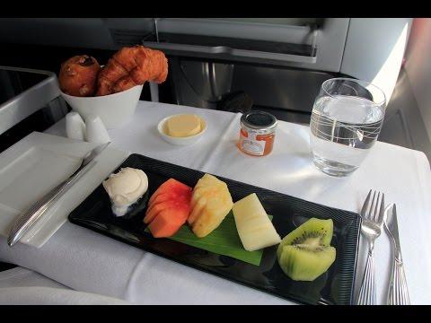 Qatar Airways   A330-300   DOH-BCN   Business Class