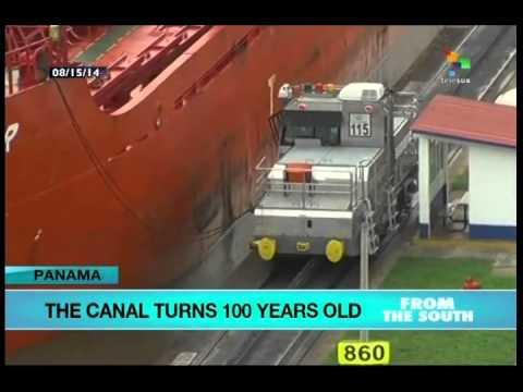 Panama Canal turns 100