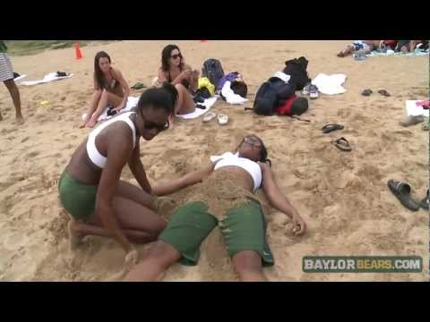 Baylor Basketball (W): Having Fun in Hawai'i