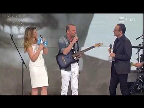 Music Awards 2014 - Gigi D'alessio video