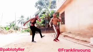 Reminisce ft olamide,naira Marley Instagram(official dance video)