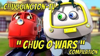 Chuggington - Chug O Warzs Compilation _Chuggington Cartoon _Chuggington Movie (2018) Chuggington TV