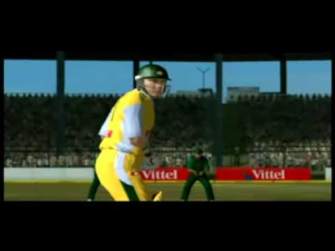 Ashes Cricket 2009 Gameplay Video