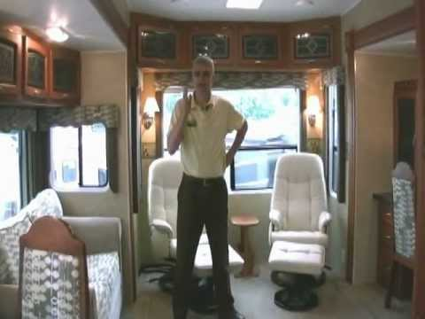 Holiday Rambler 2008 Alumascape 33 CKT fifth wheel -- 30323A ~ Scot Ash