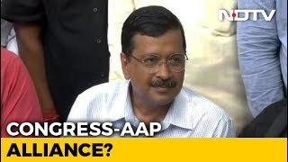 """Tired Of Convincing Congress"": Arvind Kejriwal On Alliance In Delhi"