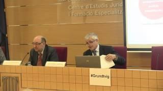 Programa europeu Grundtvig. Projecte Second Chance. Presentació de l'acte