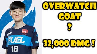 Is this the best Overwatch Player Ever? Dallas Fuel Decay