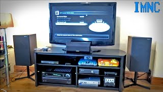 Setting Up Our Living Room Entertainment System (Part 4)