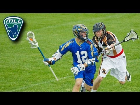 MLL Week 3 Highlights: Rochester Rattlers at Charlotte Hounds