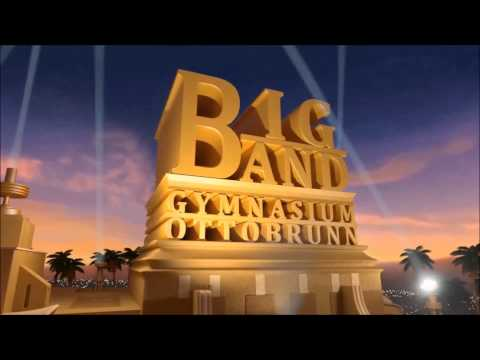 20th Century Fox: Big Band Gymnasium Ottobrunn, Blender video