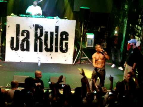 Ja Rule   I'm Real live in Tabor