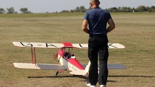 Tiger Moth RC 1:3,3