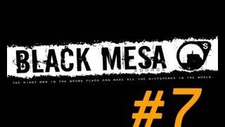 Прохождение игры black mesa мрачные предчувствия