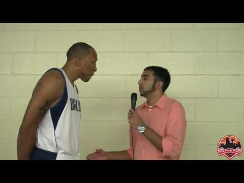 Shawn Marion talks about the 09-10 season with the Dallas Mavericks