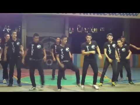 Pitones Baile 52 Aniversario IMLI 3 BTC A y B Comayagua 2014 By Manry