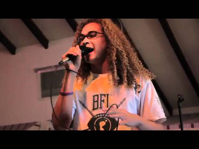 Deandre Brackensick- Miss Celie's Blues (up close)