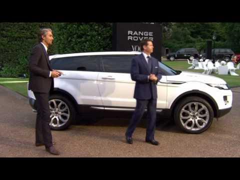 2011 Range Rover Evoque Launch