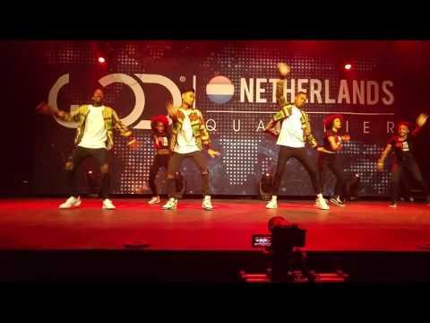 AfroVibes  ShowCase   World Of Dance Netherlands 2016   #WODNL16   Petit Afro