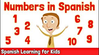 download musica Numbers in Spanish 1-10 Spanish Learning for Kids