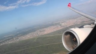 Awesome Turkish Airlines HD A330-300 Takeoff From Istanbul Ataturk Airport!!!