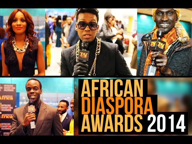 """Home Is Within Yourself & You Must Take That Home Back To Africa"" - African Diaspora Awards Recap"