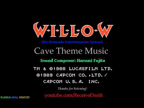 Misc Computer Games - Crystalis - Cave Theme