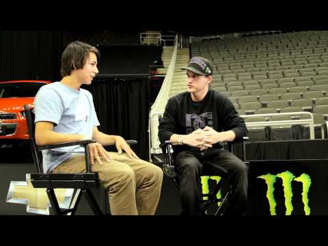 """Street League Firsts"" Interview with Sean Malto presented by Chevy Sonic"