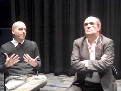 Colm Toibin Q&A April 7, 2011 (for Ploughshares) with Chris Castellani