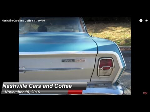 Nashville Cars and Coffee 11/19/16
