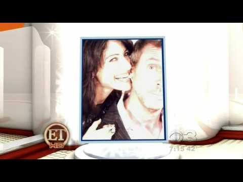 ET Feb. 2, 2009 - Hugh Laurie & Lisa Edelstein