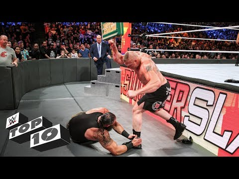 Failed Money in the Bank cash-in attempts: WWE Top 10, Aug. 27, 2018