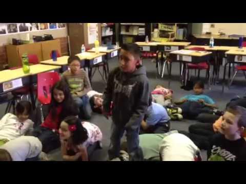 Escuela de Guadalupe 3rd Graders Rock Michael Jackson's Bla