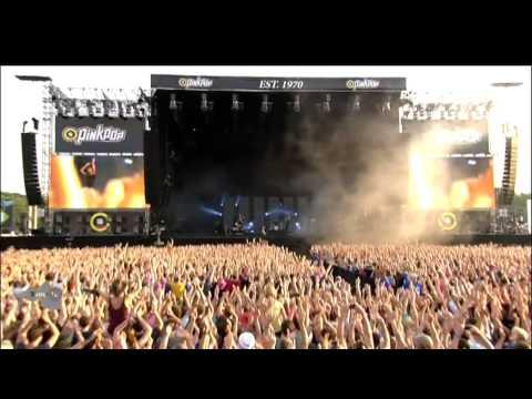 Editors - Papillon, Live op Pinkpop 2014