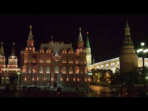 Viaggio a Mosca e San Pietroburgo HD - Travel to Moscow and St. Petersburg
