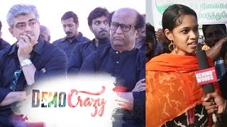 """Actors protest for publicity""- Chennai Marina protesters 